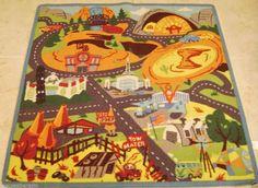 Disney Cars 2 Lightning Mcqueen Radiator Springs Town Play