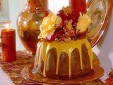 Spiced Pumpkin Bundt Cake with Citrus Glaze: Semi-home made with Sandra Lee