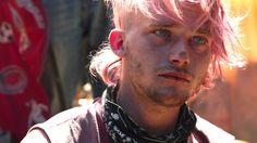 documenting homeless teens in hippie communes