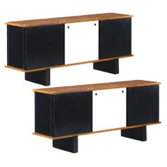 Pair of Sideboard by Charlotte Perriand (1903-1999)
