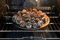 Use natural scents to fill your home with the warmth of the holidays by making this natural pinecone aromatherapy diffuser.Materials Pinecones Essential oils Whole spices: nutmeg, star niece, cloves, cinnamon...