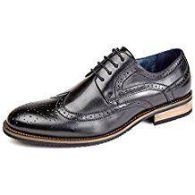 Chaussures Pour Hommes Neuves Cuir Noir Habillées Élégantes Robe taille 39 40 41 42 43 44 xrGzoO9z