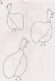moldes de galinha de angola - Google Search