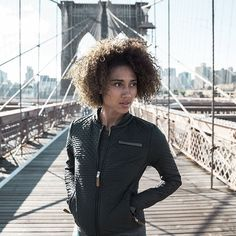 Mornings runs add an extra layer to the day. First to rise first to finish. Zip up in #adistar reflective jacket and take on the day head on. by adidasrunning