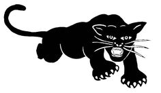 Download your free Black Panther Stencil here. Save time and start your project in minutes. Get printable stencils for art and designs.