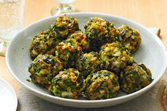 Spinach Stuffing Balls