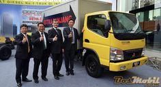Mitsubishi Colt Diesel FE71L Diluncurkan, Si Kepala Kuning Semakin Banyak Pilihan #info #BosMobil