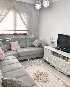 Most Popular Living Room Design Ideas Home Decor Furniture, Home Furnishings, Furniture Design, Home Living Room, Living Room Designs, Living Room Decor, Cocina Shabby Chic, Home And Deco, My Room