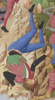 « Compillation des Cronicques et ystores des Bretons, partie en III livretz, » par Pierre LE BAUT, secrétaire de Jean, sire de Derval. | Gallica