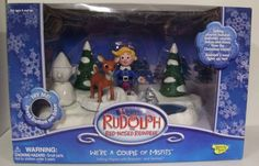 Rudolph the red nosed Reindeer We're A Couple of Misfits Hermey and Rudolph Playset by Playing mantis, http://www.amazon.com/dp/B001GQN9UU/ref=cm_sw_r_pi_dp_3paTrb040SG2E