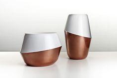 Matteo Zorzenoni // lacquered wood and copper