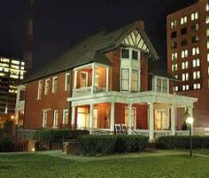 """Margaret Mitchell House (writer of """"Gone with the Wind"""") in Atlanta, GA"""