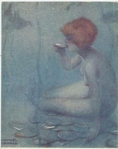 Raphael Kirchner (1876-1917), undine