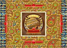 World of Sweet Box packaging designs and devotion for packaging concept: Indian Traditional Sweet box designs