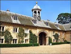 Belton House Belton Lincolnshire England Uk