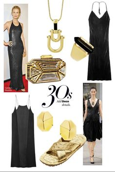 Fabulous at Every Age: The Little Black Dress. 30s