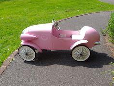Baghera Pedal Car Makeover
