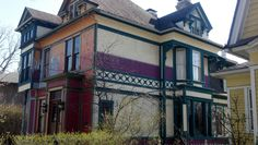 Built in 1888, in South Bend's Chapin Park.