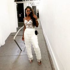 Miami Outfits, Dope Outfits, Classy Outfits, Fashion Outfits, Black Women Fashion, Curvy Fashion, Fashion Looks, Womens Fashion, Fashion Killa