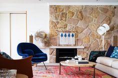 Williams Burton Leopardi | Top 50 Room Decor Ideas 2016 According To Australian House & Garden | Home Decor. Living Room Ideas #homedecor #livingroomideas #livingroom Read more: https://www.brabbu.com/en/inspiration-and-ideas/interior-design/room-decor-ideas-2016-according-australian-house-garden