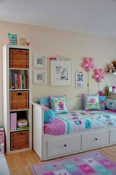 Best Girls Bedroom Colors, 9 Yr Old Girl Bedroom Ideas Looks cool, isn't it? Best Girls Bedroom Colors, 9 Yr Old Girl Bedroom Ideas Looks cool, isn't it? Girls Bedroom Wallpaper, Girls Bedroom Colors, Best Bedroom Colors, Girl Bedroom Designs, Kids Bedroom, Bedroom Decor, Girls Bedroom Ideas Ikea, Tiny Girls Bedroom, Wall Decor