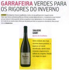 Evasões nos (bons) caminhos do Vinho Verde… By the Vinho Verde ways ... #Alvarinho