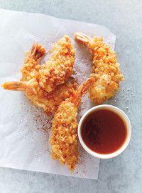 Tempura Shrimp Ricardo Recipe with Rice Flour Shrimp Recipes, Rice Recipes, Asian Recipes, Ethnic Recipes, French Recipes, Seafood Appetizers, Appetizer Recipes, Appetizer Dips, Food Plating Techniques