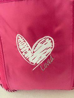 Loved on spirit pink