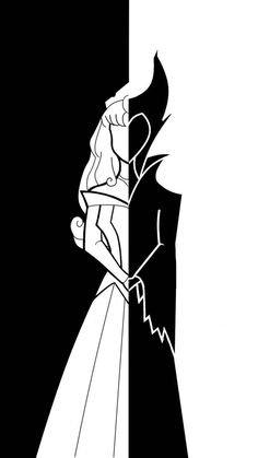 disney villains Aurora / Maleficent by rafhaa on DeviantArt Disney Tees, Disney Art, Disney Movies, Disney Pixar, Walt Disney, Aurora Disney, Collage Poster, Deviantart Disney, Disney Collection
