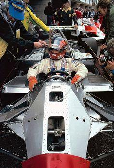 Gilles Villeneuve, 1981