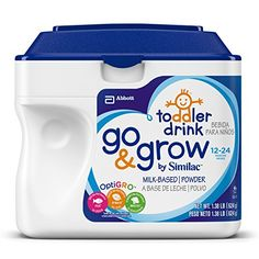 Similac Go & Grow Milk Based Toddler Drink with Iron - http://darrenblogs.com/2015/10/similac-go-grow-milk-based-toddler-drink-with-iron/