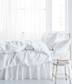 H Home White bedrom