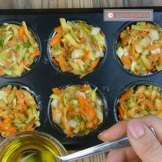 Fresh Rolls, Baked Potato, Zucchini, Vegetarian Recipes, Appetizers, Potatoes, Vegan, Baking, Vegetables
