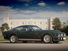 Aston Martin V8 Vantage X-Pack