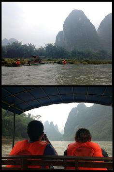 Day 140: More views from the Li River, Yangshuo