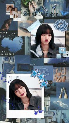 Lisa Blackpink Wallpaper, Girl Wallpaper, Got7 Jackson, Jackson Wang, Bts Emoji, Black Pink Songs, Blackpink Photos, Blackpink Lisa, Blackpink Jennie