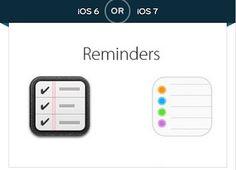 Los Usuarios Prefieren los Nuevos Iconos de #iOS7 a los de #iOS6