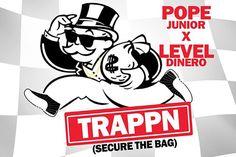 "#B2HH  @iKingsTV & @LevelDinero  Present New summer anthem Pope Junior x Level Dinero  ""Trappn"" https://bound2hiphop.com/singles/pope-junior-x-level-dinero-trappn/"