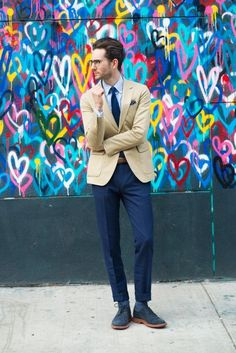 Street style: Geeking Out in Gant by Isaac Hindin-Miller