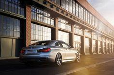 Nieuwe BMW 4 reeks Coupé