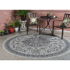 Alise Rugs Colonnade Traditional Area Rug