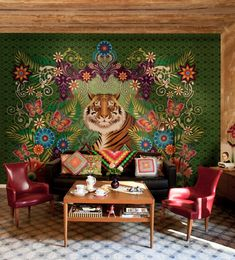 Beautiful Illustrative Wallpaper Ideas - http://www.buckeyestateblog.com/beautiful-illustrative-wallpaper-ideas/?utm_source=PN&utm_medium=&utm_campaign=SNAP%2Bfrom%2BBuckeyestateblog