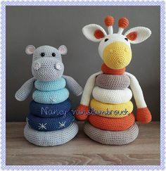 Interactive Toys made in Crochet Crochet Baby Toys, Crochet Bunny, Crochet Gifts, Cute Crochet, Crochet Animals, Handmade Baby, Handmade Toys, Amigurumi Patterns, Crochet Hearts