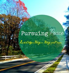 #NEWPOST  Pursuing  Peace  Today on the blog we  talk about   how  to move through  sadness and  shifting our  focus  on  God  even  more in this time.   #ChristianBlogger  #Devotional #PleaseShare  #LesliAllynBlogs #Advice #CommentBelow #Blogspot  #repin
