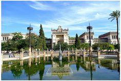Parque de María Luisa. Sevilla