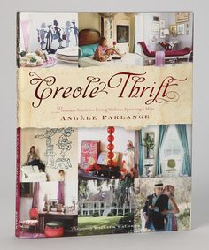 Take a look at this Creole Thrift Hardcover by HarperCollins on #zulily today!