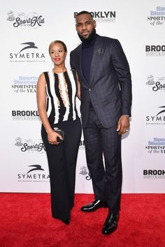 5ec419196b6 LeBron James Apologizes To His Wife Savannah. It doesn t get more real than