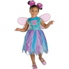 Toddler Girls Abby Cadabby Costume - Sesame Street