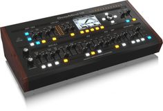 Behringer founder Uli Behringer today announced that the company will be launching two new synthesizers at Superbooth 17: