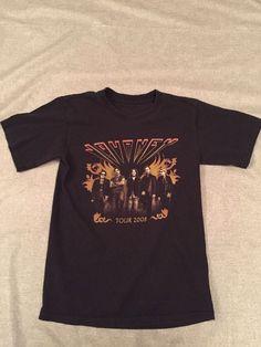 Journey Tour 2008 T Shirt | eBay